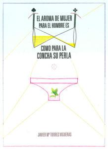 Portada libro Aroma de Mujer de Javier Torres Vigueras
