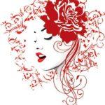 Belleza de mujer-Aroma de mujer